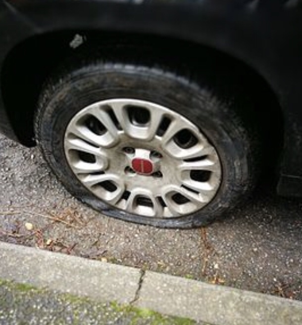 What Just Let The Air Out Of My Tires Matthew Winters Honest